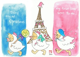 03 French hens